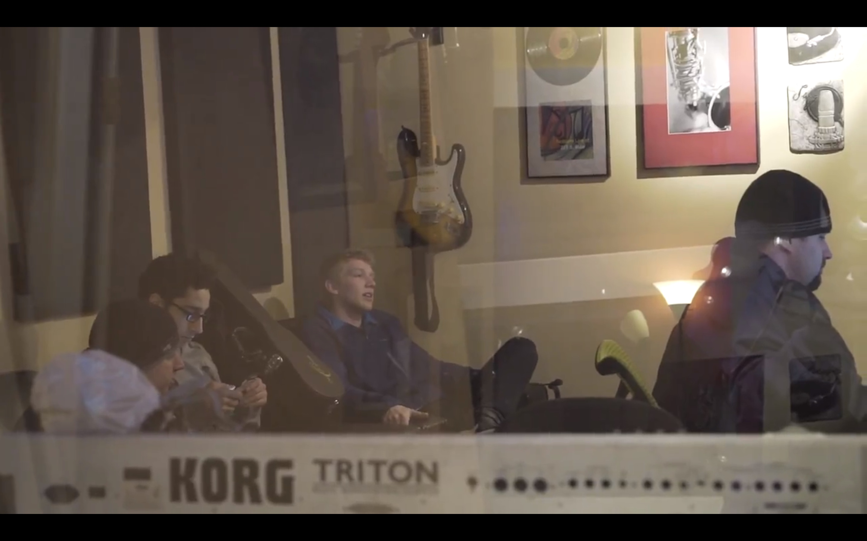 Gents Studio Session | Audio Events