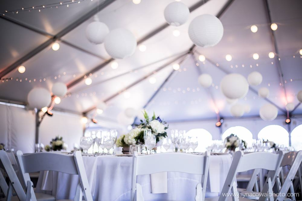 Wedding Tent At Flag Hill Winery Lee Nh Photo By Jayna Cowal Photography New