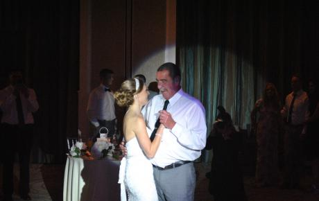 Father Daughter Wedding Dance to My Little Girl by Tim McGraw - Audio Events