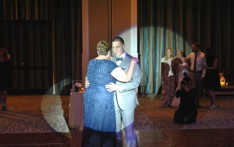 Mother Son Wedding Dance to My Wish by Rascal Flatts - Audio Events