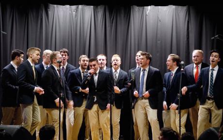 New Hampshire Gentlemen A Capella Concert - Photo courtesy of Courtney Elizabeth Photography