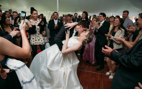 Wedding DJ Nashua NH Photo Credit Lauren Halvorson Photography